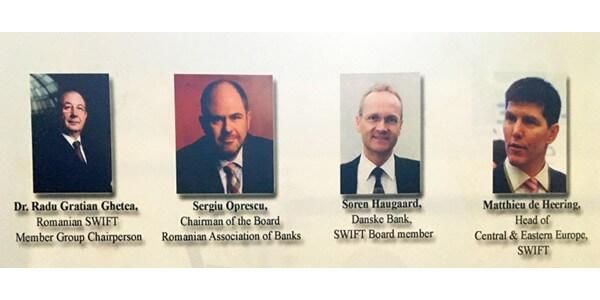 Fresh from SWIFT Business Forum Romania 2017 – Allevo