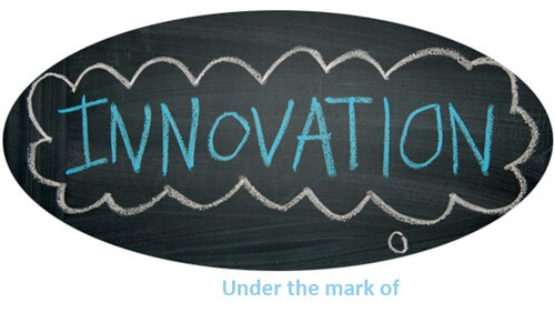 Under the mark of innovation